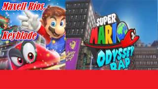 Super Mario Odyssey Rap, Por La Gorra - Karaoke Español (Ve...