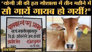Hardoi की इस गौशाला का हाल Yogi Adityanath को जरूर देखना चाहिए Naya Gaon Cow Politics Loksabha