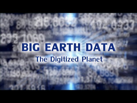 Big Earth Data: the film