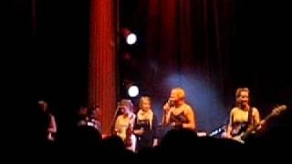 Billie the Vision & The Dancers + Annika Norlin @ Nalen 2007
