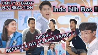 Download UN1TY - 'BABY' M/V Reaction   INDO PUNYA NIH BOS !! KEREN GA? KEREN LAH !