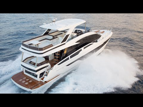 2020 Galeon Yachts 640 Fly For Sale at MarineMax Ft. Myers, FL