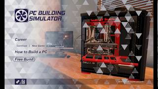 PC Building Simulator Gameplay