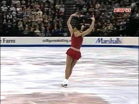 Michelle Kwan - 2005 U.S. Figure Skating Championships - Short Program