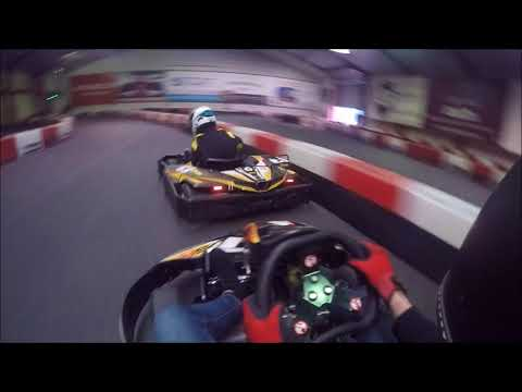 Brussel South Karting Gil Qualif + Course