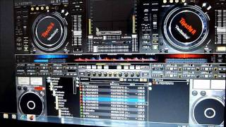 AWAY FROM HOME- DR.ALBAN-VMS4 VIRTUAL DJ-