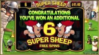 Worms reloaded super sheep bonus