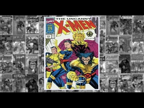"Uncanny X Men: vol 1 #275, ""The Path Not Taken"""