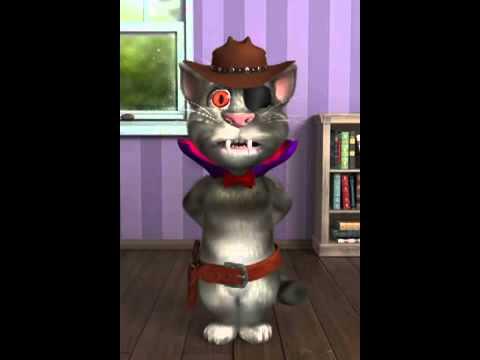 Tai Game Talking Tom Cat - Hai Con THằn Lằn Con Chế