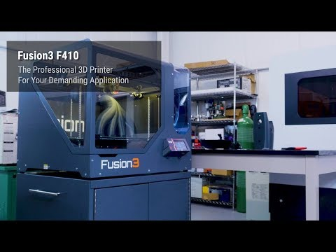 Fusion3 F410  3D Printer - Product Overview