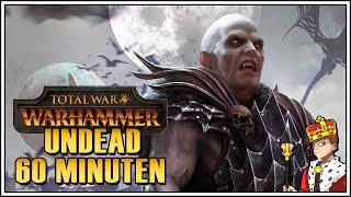 Total War Warhammer Untote - 60 Minuten Gameplay der Vampirfürsten [Let