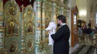 Крещение Ирины Тихвинская церковь(Фотограф Виталий Румянцев г. Ногинск 8-906-053-8501 studio.smail@yandex.ru., 2013-11-07T18:37:48.000Z)
