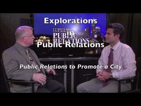 Explorations in PR #17: Public Relations to Promote a City