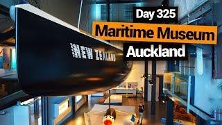 New Zealand Maritime Museum in Auckland – New Zealand's Biggest Gap Year – BackpackerGuide.NZ