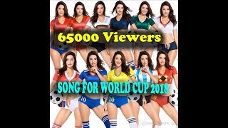 UN OFFICIAL SONG FOR FIFA U 17 WORLD CUP HINDI VERSION BY VARIOUS SINGERS PILOO BHATTACHARYA