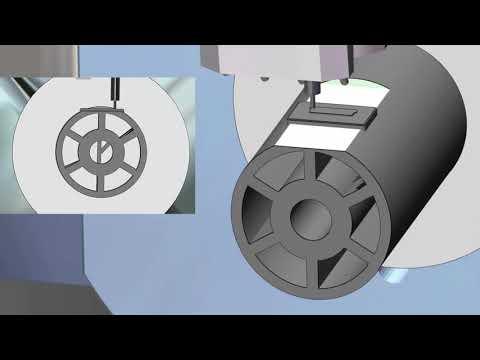 Гибридная аддитивная обработка в Eureka Virtual Machining