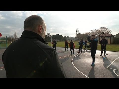 Béziers : première promo du brevet professionnel d'éducateur sportif