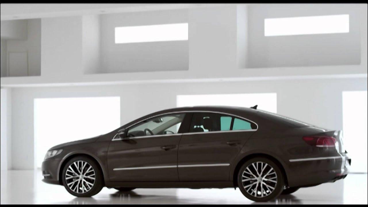 2013 Volkswagen CC Exterior - YouTube