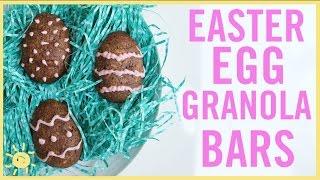 EAT   Easter Egg Granola Bars