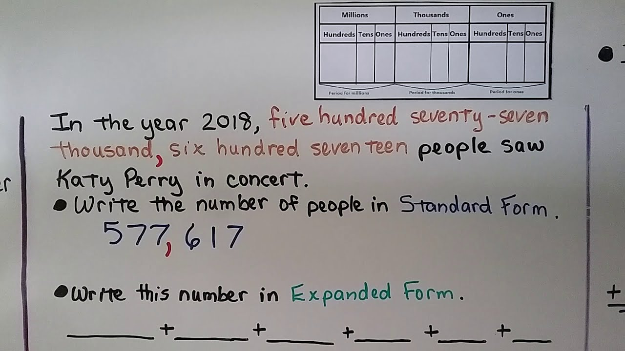 small resolution of 4th Grade Math 1.2