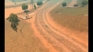 GTA SA -''Техасская резня бензопилой'' (Офицальный трейлер)