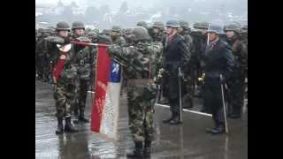 Juramento a la Bandera 2011 - Oficiales