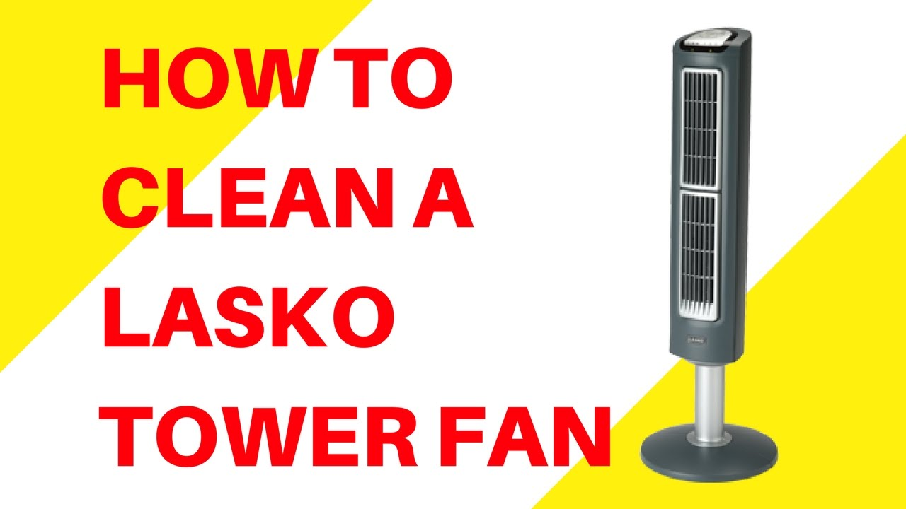 How to clean a lasko tower fan youtube how to clean a lasko tower fan publicscrutiny Image collections