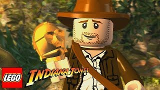 LEGO INDIANA JONES | O Início ÉPICO da Aventura no Templo Perdido! #1 (Gameplay em Português PC)