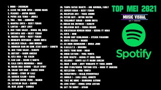 SPOTIFY TOP HITS 50 INDONESIA MEI 2021