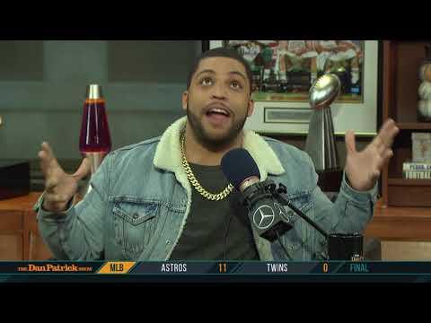 "O'Shea Jackson Jr. Talks ""Longshot,"" Ice Cube, Rap Vs Movies & More W/Dan Patrick | Full Interview"