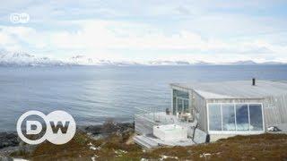 Ein Haus am Polarkreis | DW Deutsch