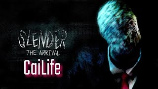 SLENDER: THE ARRIVAL WITH MY SISTER! #roadto1k