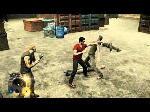sleeping dogs martial arts club fight