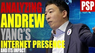 Have you been to Yang2020.com yet? How Important is Andrew Yang's online presence?