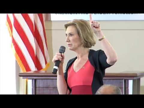Carly Fiorina speaks at the Oklahoma Independent Petroleum Association (2015-09-29)