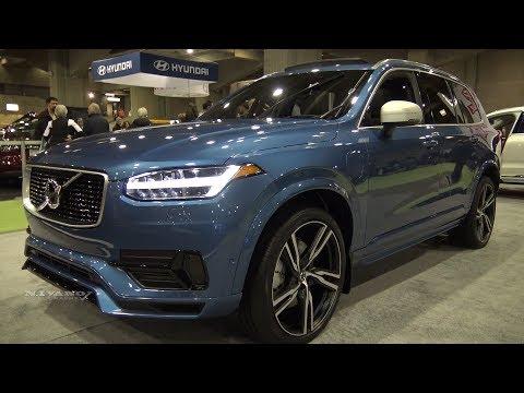 2018 Volvo XC90 - Exterior And Interior Walkaround - 2018 Montreal EV Show