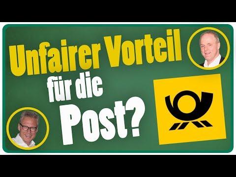 📯Unfaire Vorteile für die deutsche Post? 📯// Wir heißen Axel - Folge 165 // Gespräche im W50