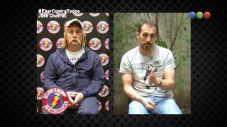 Eber contra Todos: José Manuel Chatruc - Peligro Sin Codificar thumbnail