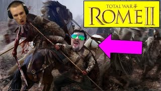 HEAD TO HEAD MULTIPLAYER CAMPAIGN - ROME 2 Multiplayer Gameplay   Road to Total War: Three Kingdoms
