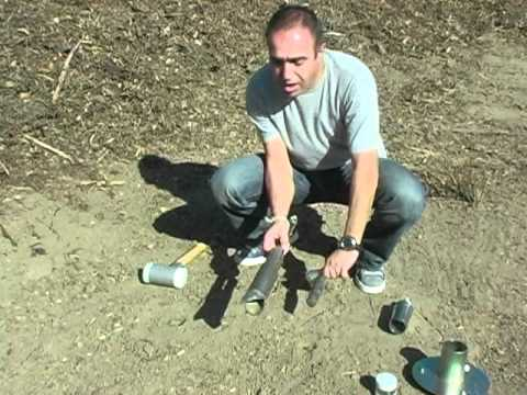 Soil Sampling: Eijkelkamp Sampling Rings