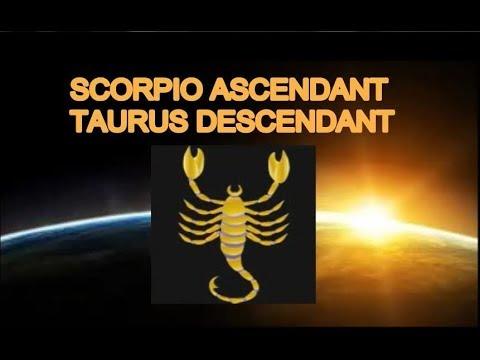 Ascendant Scorpio Descendant Taurus