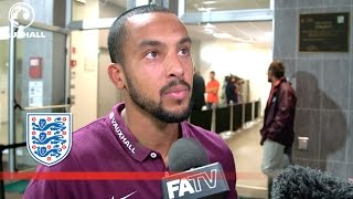 Theo Walcott & Jonjo Shelvey on 6-0 San Marino win   FATV News