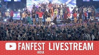 YouTube FanFest India 2017 - Livestream
