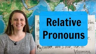 Adjective Clauses: Subject & Object Relative Pronouns