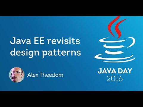 Alex Theedom. Java EE revisits design patterns