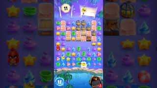 [Gameplay] Angry Birds Match - 136