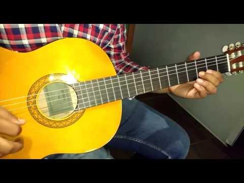 Kesariya balam|guitar cover by Sanket Bardiya