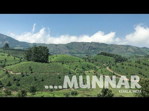 MUNNAR - Kerala  - Osmo iPhone - 4K