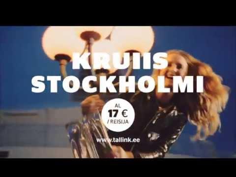 Tallink Rootsi kruiis sügis 2015 15''