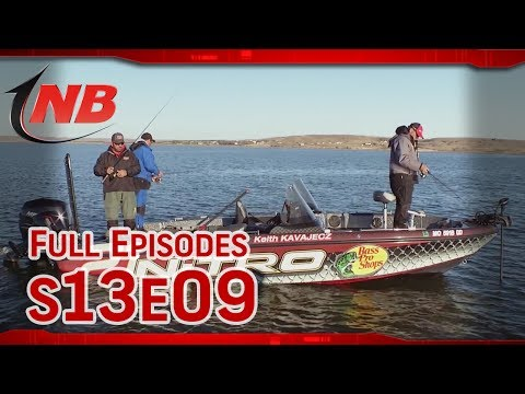 Jigging Fall Walleyes on the Missouri River (Season 13 Ep 09)